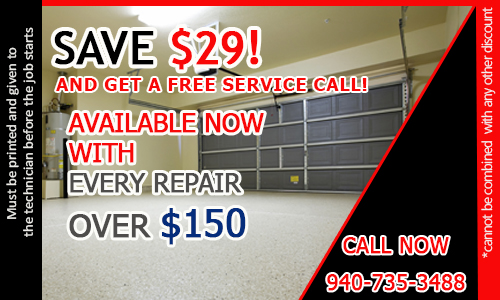Garage Door Repair Corinth Coupon - Download Now!